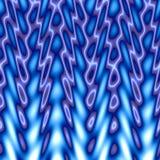 μπλε φλόγες διανυσματική απεικόνιση