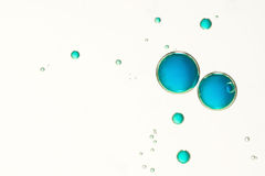 μπλε φυσαλίδες Στοκ εικόνα με δικαίωμα ελεύθερης χρήσης