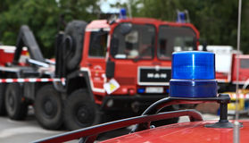 Μπλε φως Στοκ εικόνα με δικαίωμα ελεύθερης χρήσης