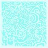 μπλε φωτεινός ανασκόπηση&sig Στοκ φωτογραφία με δικαίωμα ελεύθερης χρήσης