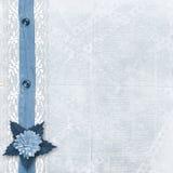 μπλε φωτογραφίες δαντε&la Στοκ Φωτογραφίες