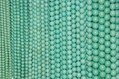 μπλε χαντρών Στοκ Εικόνα