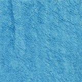 Μπλε χειροποίητο έγγραφο Στοκ εικόνα με δικαίωμα ελεύθερης χρήσης