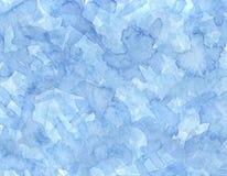 Μπλε χρωματισμένη ανασκόπηση Στοκ Φωτογραφίες