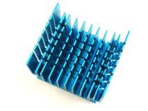 μπλε χρώμα που δροσίζει τ&o Στοκ φωτογραφία με δικαίωμα ελεύθερης χρήσης