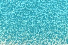 Μπλε χρώμα τόνου του σπασμένου υποβάθρου γυαλιού, αφηρημένο υπόβαθρο Στοκ Εικόνες