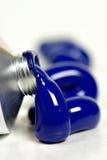 μπλε χρώμα στοκ εικόνες με δικαίωμα ελεύθερης χρήσης