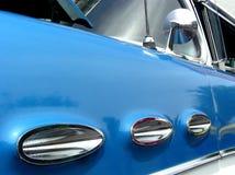 μπλε χρώμιο στοκ εικόνες