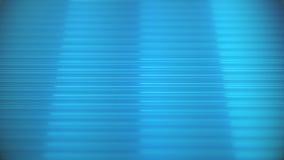 Μπλε ψηφιακές παράλληλες γραμμές φιλμ μικρού μήκους