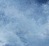 Μπλε ωκεάνια σύσταση. Στοκ Εικόνες