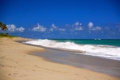 μπλε ωκεάνιος ουρανός φ&om Στοκ φωτογραφία με δικαίωμα ελεύθερης χρήσης