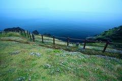 μπλε ωκεανός Στοκ Εικόνα