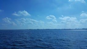 Μπλε όνειρο Ostsee Στοκ Εικόνες