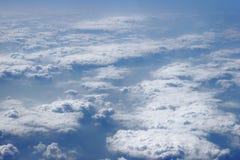 μπλε όψη ουρανού σύννεφων Στοκ εικόνα με δικαίωμα ελεύθερης χρήσης