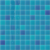 μπλε ύδωρ faience απελευθερώσ Στοκ Φωτογραφία
