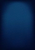 μπλε ύφος άνθρακα ανασκόπησης Στοκ φωτογραφία με δικαίωμα ελεύθερης χρήσης