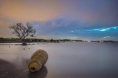 Μπλε ώρες Bubu Στοκ φωτογραφία με δικαίωμα ελεύθερης χρήσης