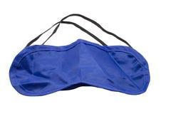 Μπλε Blindfolded στοκ φωτογραφία με δικαίωμα ελεύθερης χρήσης