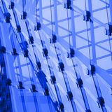 μπλε diaomonds Στοκ εικόνες με δικαίωμα ελεύθερης χρήσης