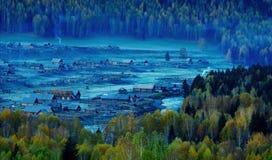 μπλε hemu στοκ φωτογραφία με δικαίωμα ελεύθερης χρήσης