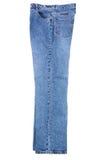 μπλε Jean Στοκ εικόνα με δικαίωμα ελεύθερης χρήσης