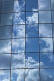 μπλε Windows αντανακλάσεων Στοκ φωτογραφία με δικαίωμα ελεύθερης χρήσης