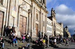Μπογκοτά Κολομβία Στοκ εικόνα με δικαίωμα ελεύθερης χρήσης