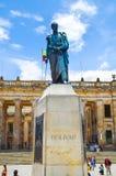 ΜΠΟΓΚΟΤΑ, ΚΟΛΟΜΒΙΑ - 22 ΟΚΤΩΒΡΊΟΥ 2017: Όμορφο μνημείο αγαλμάτων του Simon de Bolivar στο bolívar Plaza στη Μπογκοτά, Κολομβία Στοκ φωτογραφίες με δικαίωμα ελεύθερης χρήσης