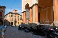 Μπολόνια, Ιταλία Στοκ εικόνες με δικαίωμα ελεύθερης χρήσης
