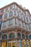 Μπορέστε κτήριο Corbella Στοκ Εικόνα