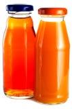 μπουκάλια δύο Στοκ Εικόνες