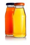 μπουκάλια δύο Στοκ Φωτογραφίες
