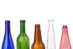 μπουκάλια ζωηρόχρωμα Στοκ εικόνες με δικαίωμα ελεύθερης χρήσης