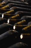 Μπουκάλια κρασιού Στοκ εικόνες με δικαίωμα ελεύθερης χρήσης