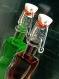 μπουκάλια παλαιά Στοκ εικόνα με δικαίωμα ελεύθερης χρήσης