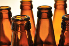 μπουκάλια Στοκ Φωτογραφία