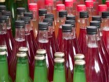 μπουκάλια Στοκ Εικόνα