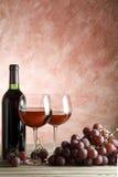 Μπουκάλι κρασιού στοκ φωτογραφία