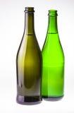 Μπουκάλι κρασιού Στοκ φωτογραφίες με δικαίωμα ελεύθερης χρήσης