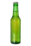 μπουκάλι μπύρας πράσινο Στοκ Φωτογραφίες