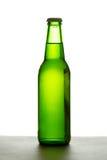 μπουκάλι μπύρας πράσινο Στοκ Φωτογραφία