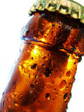 μπουκάλι μπύρας Στοκ εικόνες με δικαίωμα ελεύθερης χρήσης