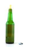 μπουκάλι μπύρας Στοκ Φωτογραφία