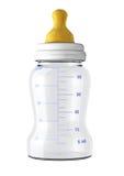 μπουκάλι μωρών διανυσματική απεικόνιση
