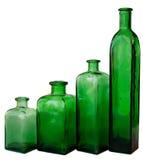 μπουκάλι πράσινο Στοκ εικόνα με δικαίωμα ελεύθερης χρήσης