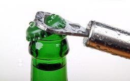 μπουκάλι πράσινο Στοκ Εικόνες