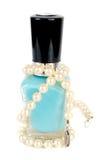 Μπουκάλι του καρφιού polishe Στοκ Εικόνα