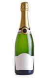 Μπουκάλι CHAMPAGNE Στοκ φωτογραφία με δικαίωμα ελεύθερης χρήσης