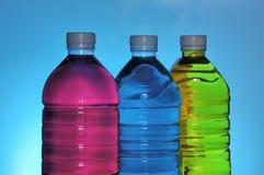 μπουκάλι cmyk Στοκ φωτογραφίες με δικαίωμα ελεύθερης χρήσης