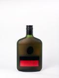 μπουκάλι cogniac στοκ εικόνα
